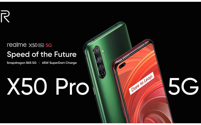 Realme X50 Pro Is The First To Feature NavIC