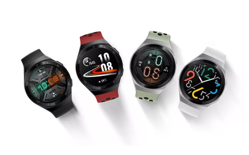 Huawei Watch GT 2e Unveiled With AMOLED Display And More