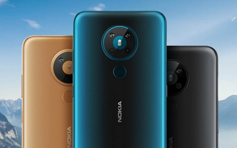 Nokia 5.3 Goes Official With Quad Cameras And Android 10