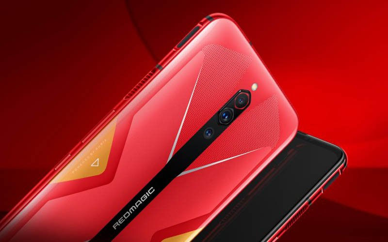 Nubia Red Magic 5G Unveiled With 16GB RAM And More