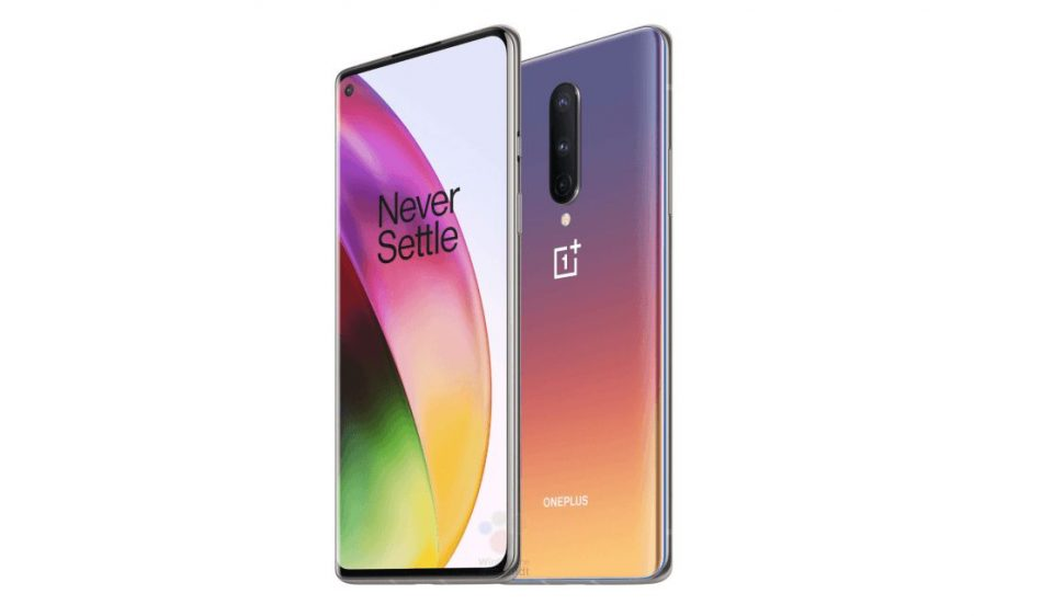 OnePlus 8 Renders Surfaced Again Reveals All Colours