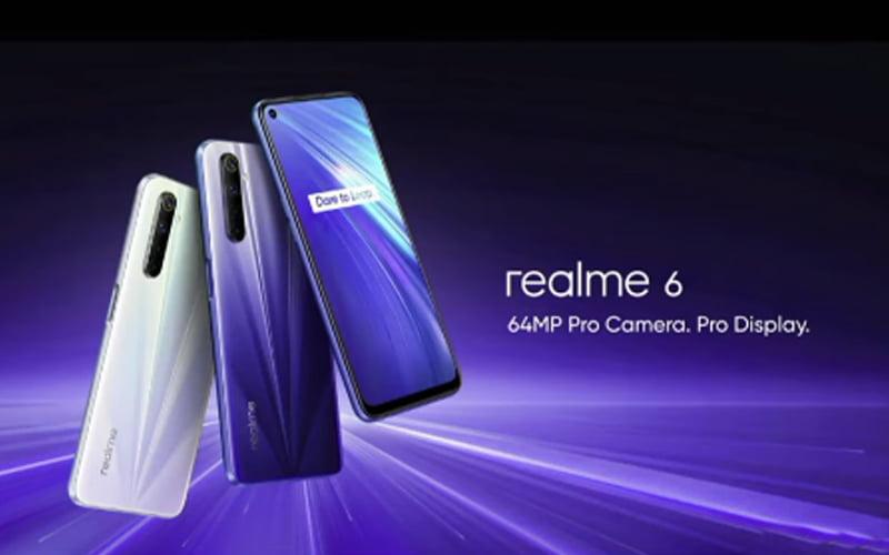 Realme 6 Unveiled With Quad Cameras And More