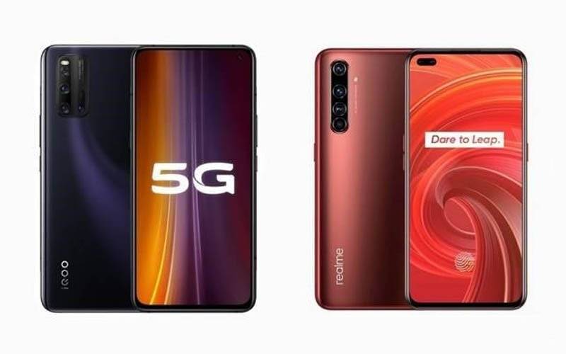 Realme X50 Pro 5G vs iQoo 3 5G Which is the Best?