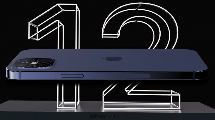 iPhone 12 Pro Max CAD Renders Surfaced Online