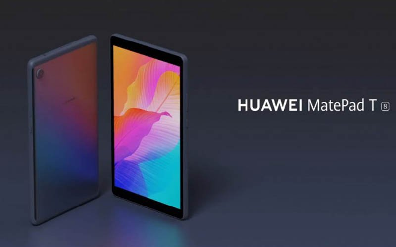 Huawei MatePad T8 Goes Official With 5,100 mAh Battery