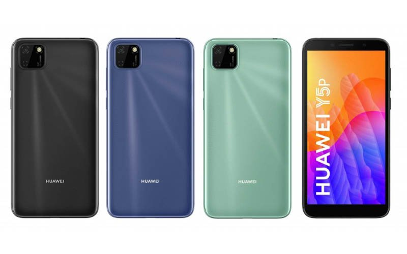 Huawei Y5p Launched With 3,020 mAh Battery And More