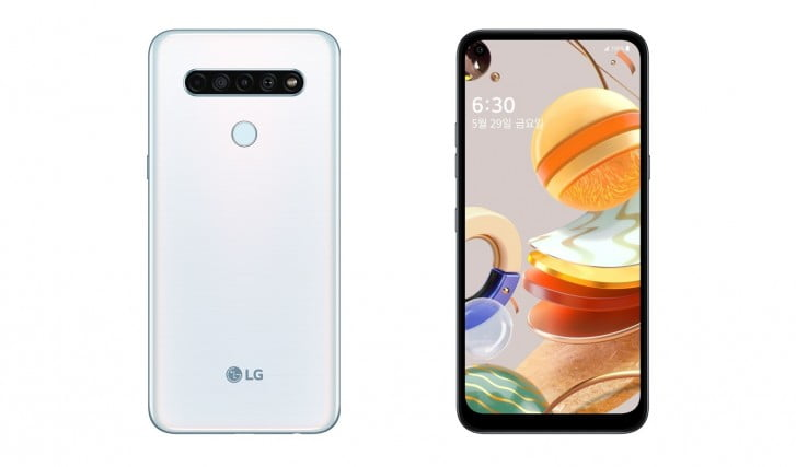LG Q61 Unveiled With Quad Camera And More