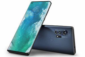 Motorola Edge+ Will Debut In India Next Week
