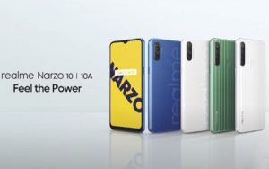 Realme Narzo 10 Series In India With Bigger Battery