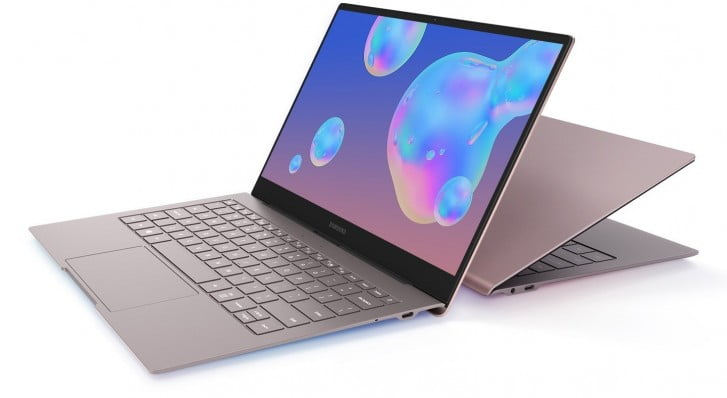 Samsung Galaxy Book S Unveiled With Intel Chip