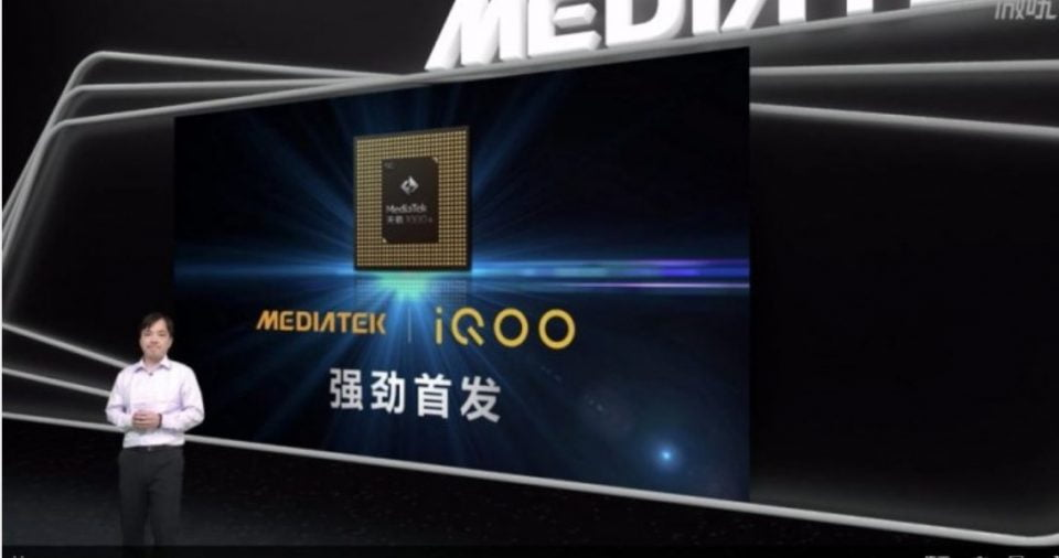 IQOO Teases a Phone with New Dimensity 1000+ SoC; might have 144 Hz Support