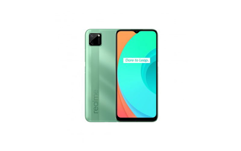 Realme C11 Appeared On Shopping Website