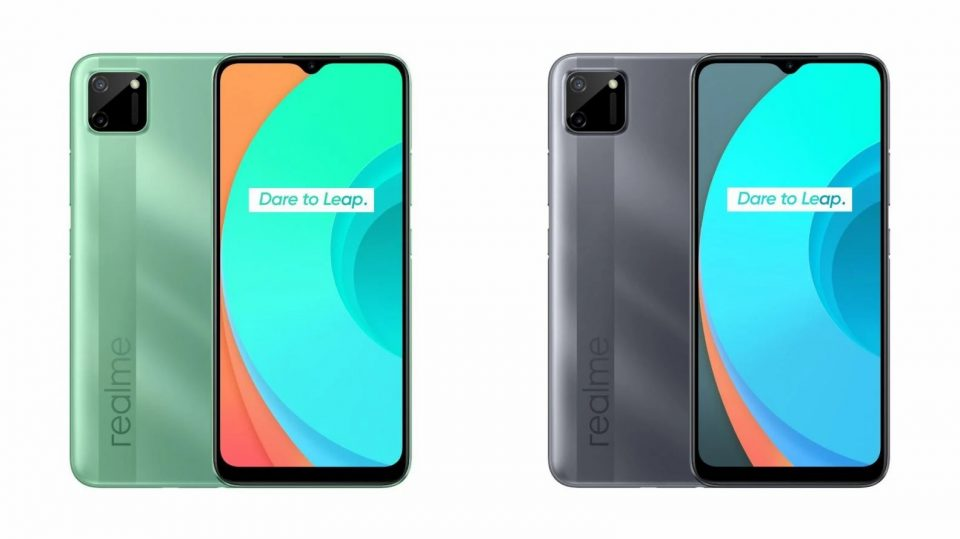 Realme C11 Launched With 5,000 mAh Battery And More