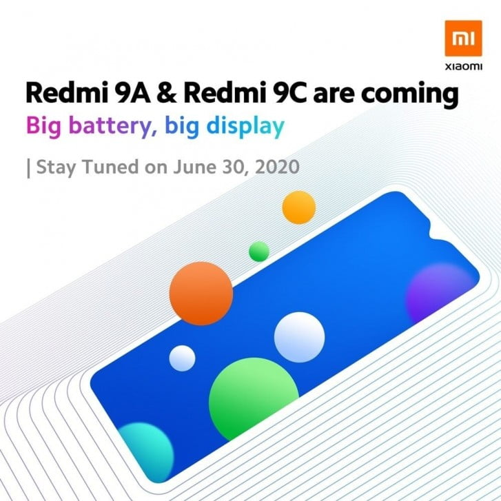 Redmi 9A And Redmi 9C Launch Date Confirmed