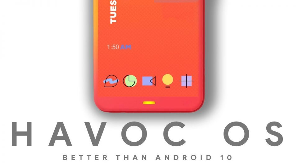 Rom Review Havoc OS