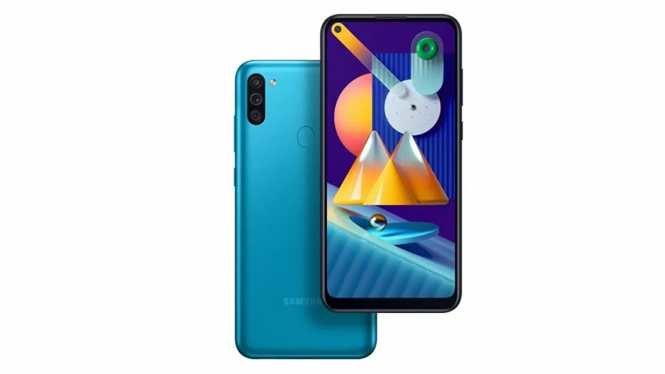 Samsung Galaxy M11 Unveiled With Triple Rear Camera Setup