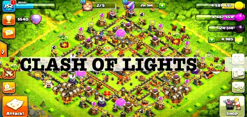 Clash of Lights Apk Free Download | TechnoBugg