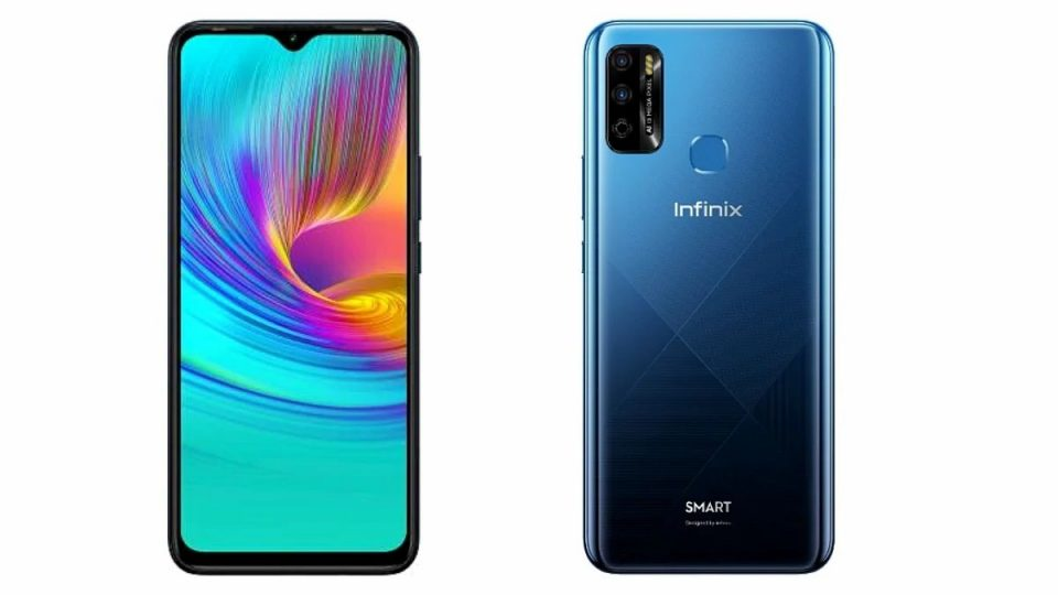 Infinix Smart 4 Plus Launched In India With 6,000 mAh Battery