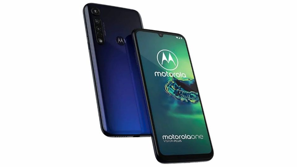 Motorola One Vision Plus Launched With Triple Rear Cameras