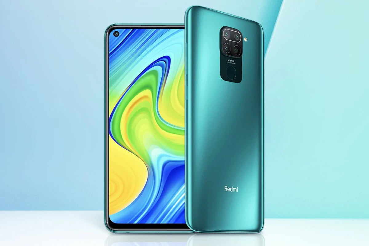 Redmi Note 9 Launched In India With Quad Cameras
