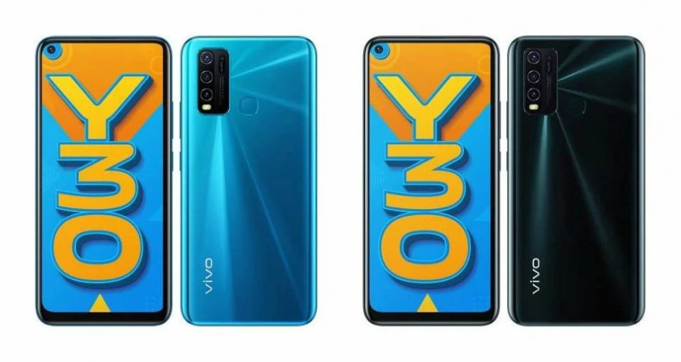Vivo Y30 Launched In India With Quad Camera