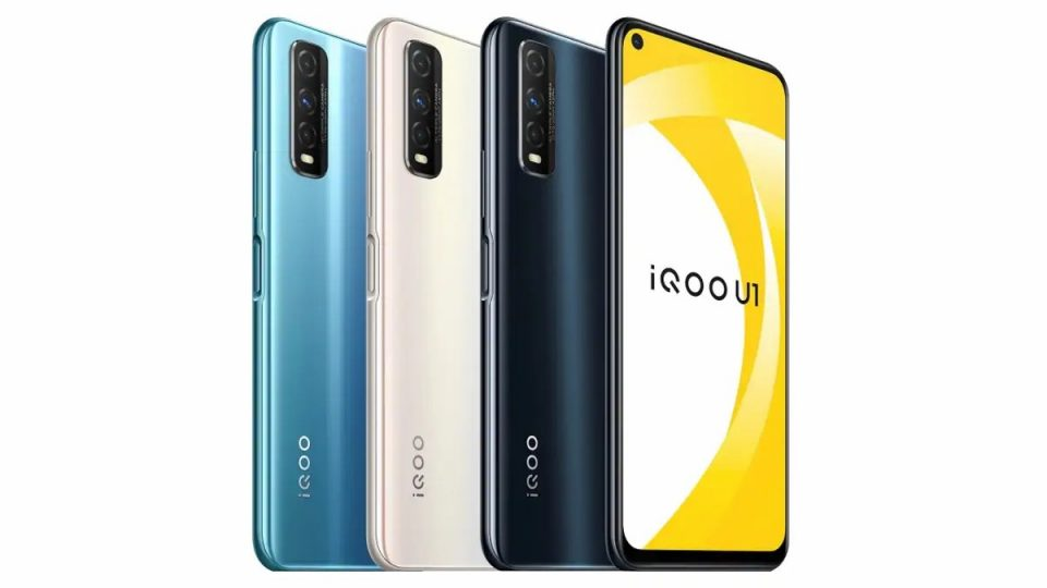 iQOO U1 Unveiled With 48 MP Camera And More
