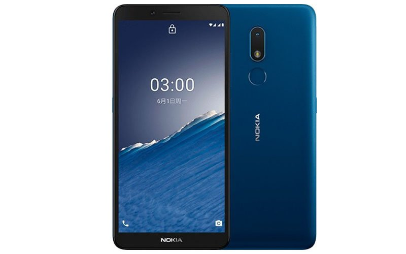 Nokia C3 Unveiled With 3,040 mAh Battery