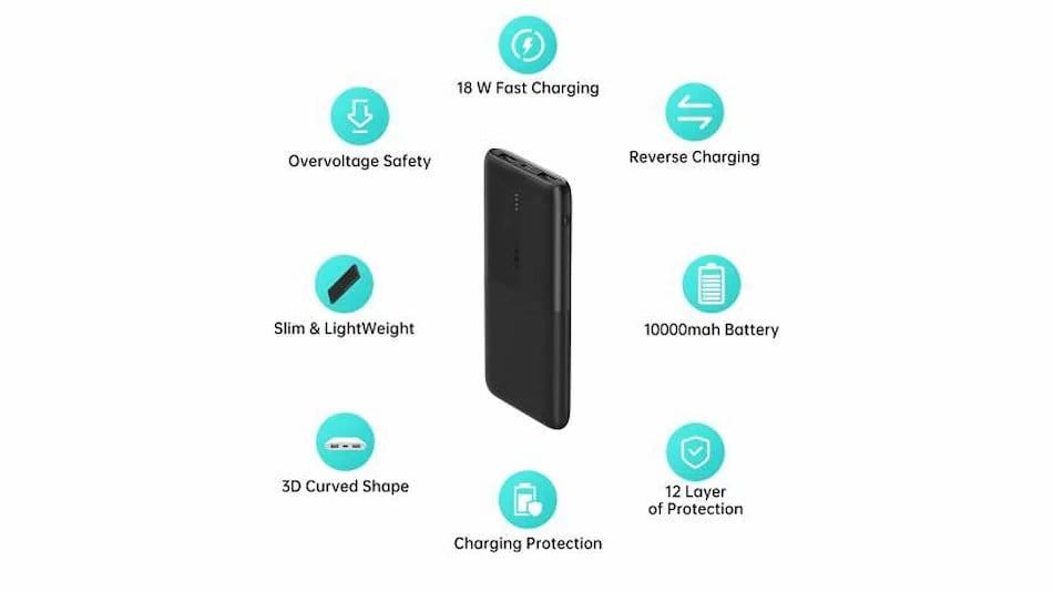 Oppo Power Bank 2 Launched In India With 10,000mAh Capacity