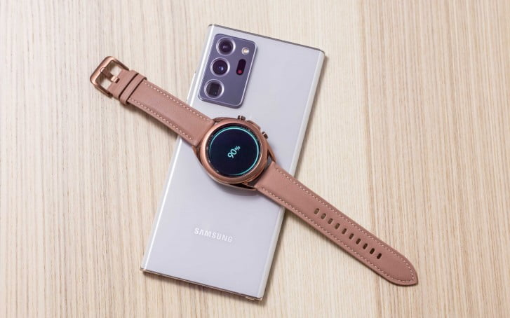 Samsung Galaxy Watch 3 Goes Official With ECG And More