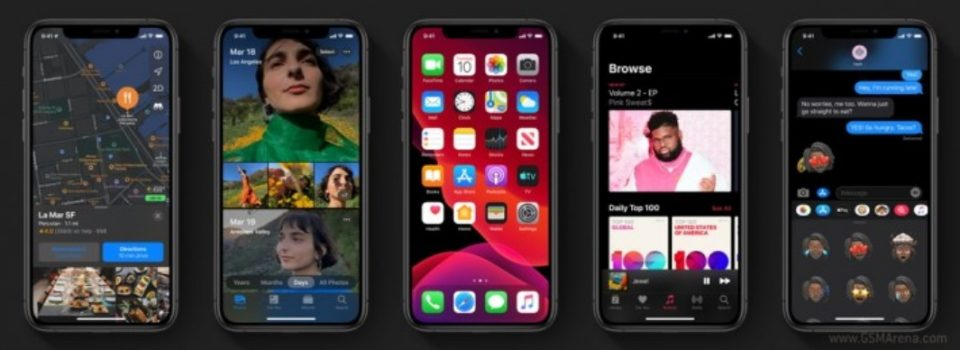 Apple Releases a Final Update to iOS 13