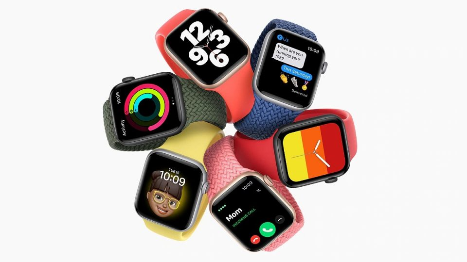 Apple Watch SE Goes Official With Affordable Pricing