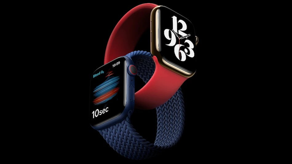 Apple Watch Series 6 Unveiled With Blood Oxygen Sensor