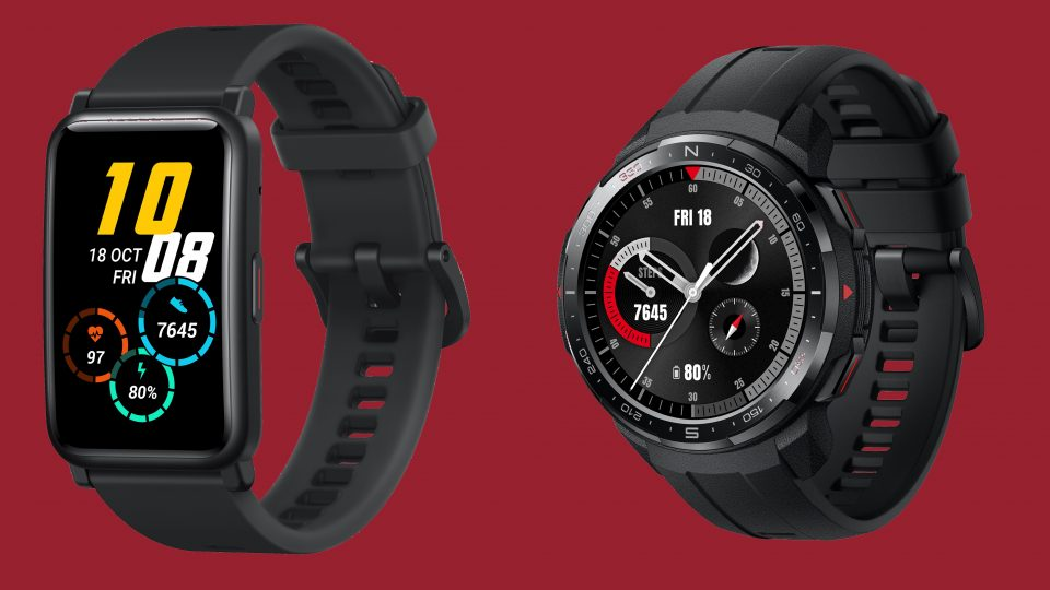 Honor Watch GS Pro And ES Smartwatches Unveiled At IFA 2020