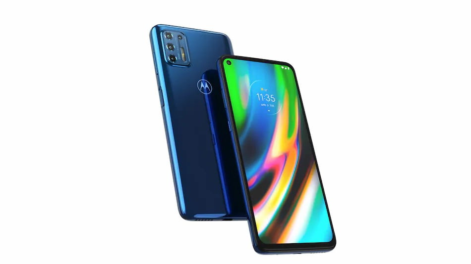 Moto G9 Plus Unveiled With Snapdragon 730G SoC