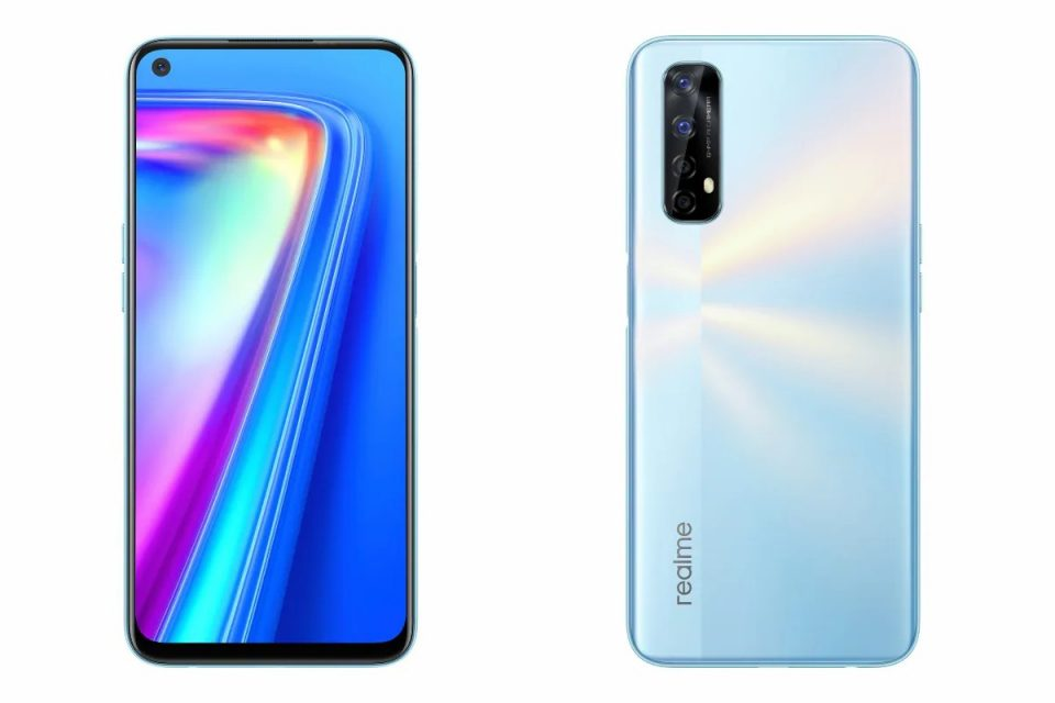 Realme 7 Will Go On Sale Today At 12 Noon