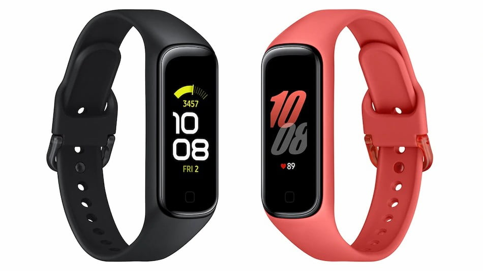Samsung Galaxy Fit 2 Fitness Tracker Launched With 15-Day Battery Life