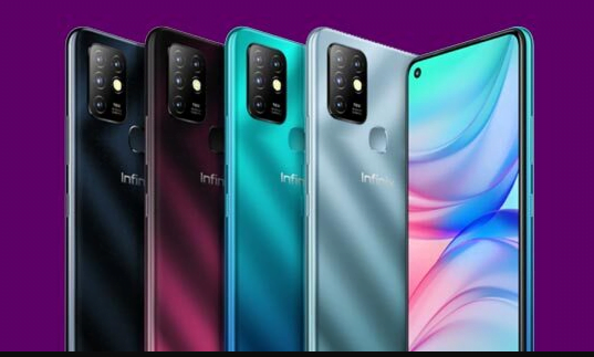 Infinix Hot 10 Launched With Quad Camera