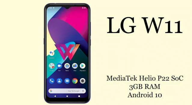 LG W11 Spotted On Google Play Console With Key Specifications