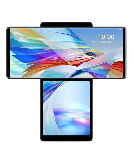"""LG Wing Unveiled With """"Swivel"""" Display and Gimbal Camera"""