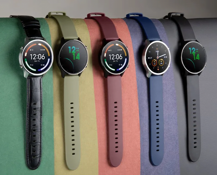 Mi Watch Revolve Launched In India With Upto 2 Weeks Battery