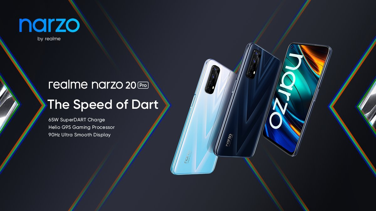 Realme Narzo 20 Series Goes Official