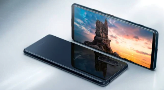 Sony Xperia 10 III Surfaces Online