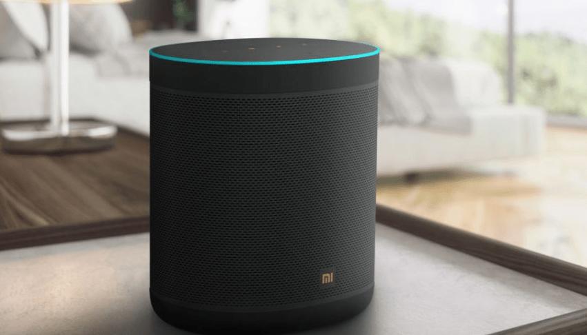 Xiaomi Brings Smart Speaker In India