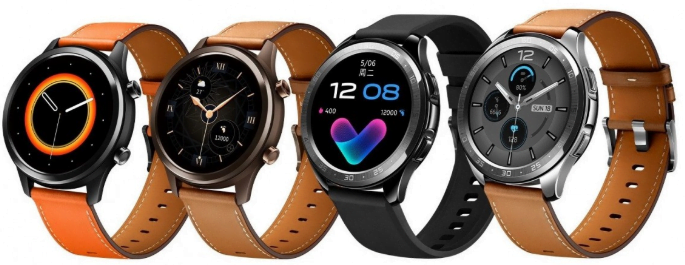 Vivo Watch Unveiled With Long Battery