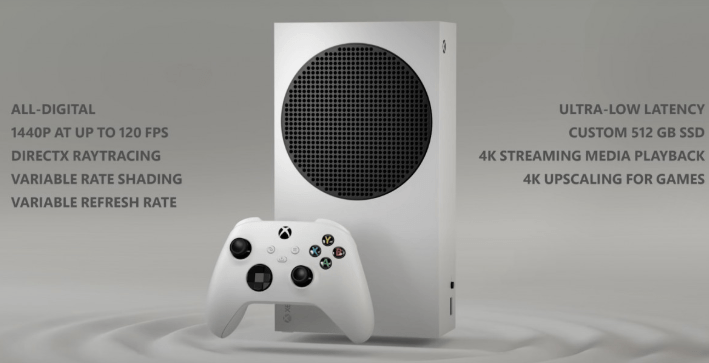 Microsoft has finally confirmed the long-rumoured details regarding Xbox Series S by releasing a teaser video.