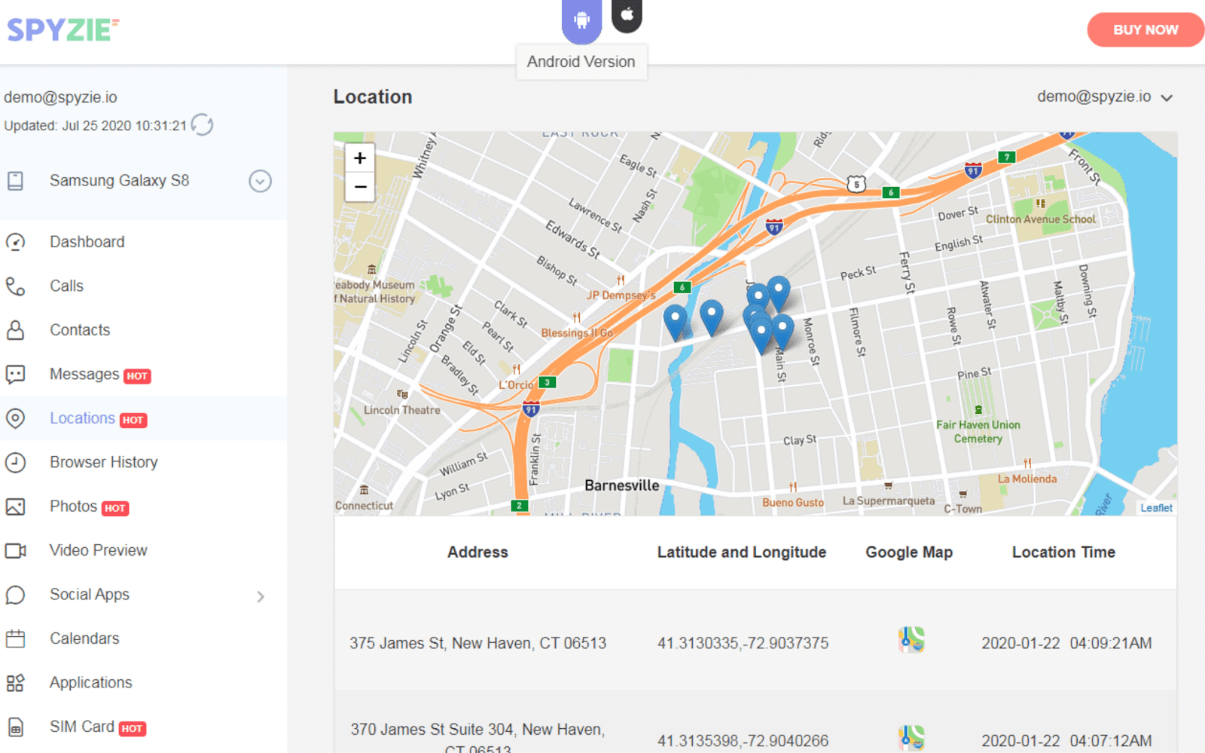 7 Best Tips to Track Someone's Phone Location [Updated 2020]