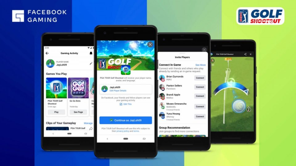 Facebook Unveiled Cloud Gaming Service