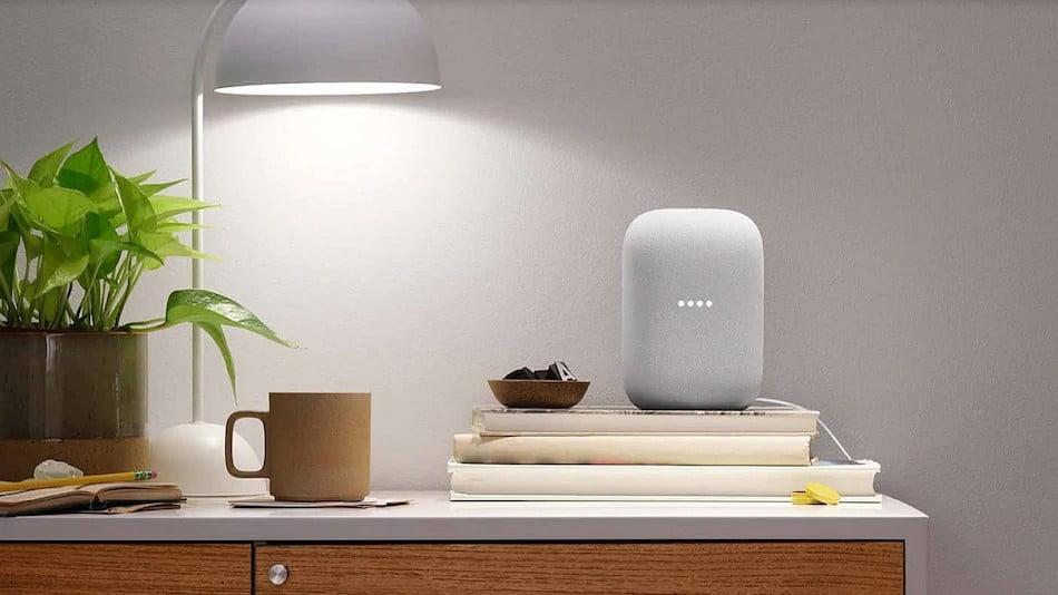 Google Nest Audio Unveiled With Improved Acoustics