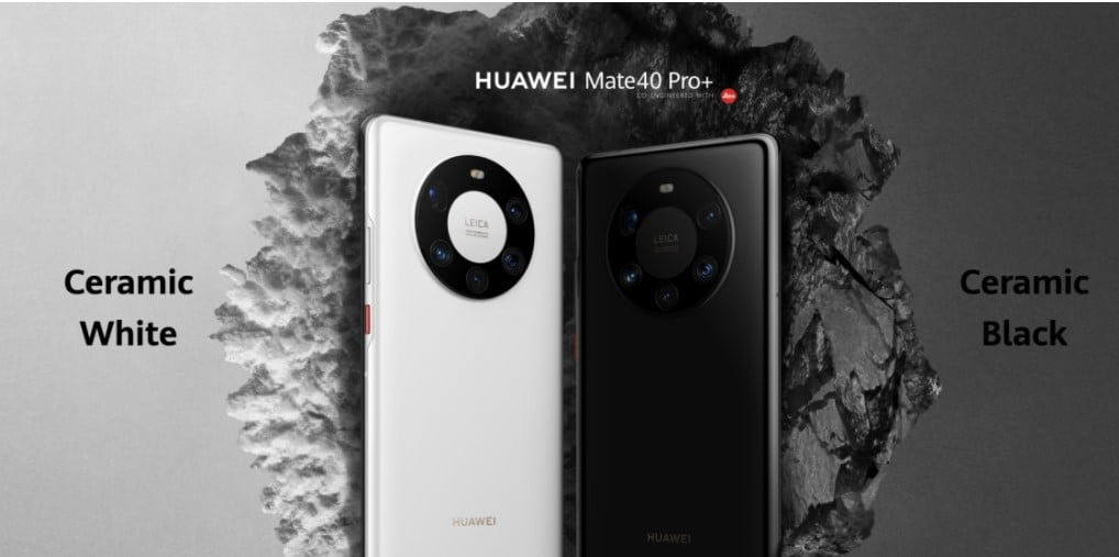 Huawei Mate 40 Series Unveiled with 90Hz Display and 50MP Main Camera