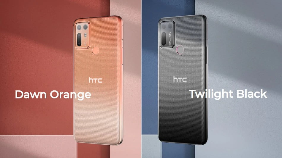 HTC Desire 20+ Unveiled With Quad Rear Cameras